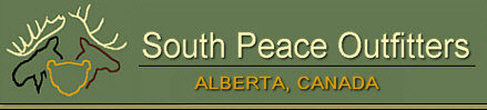 South Peace Outfitters Alberta Canada Hunting Guides